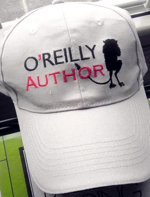 author hat
