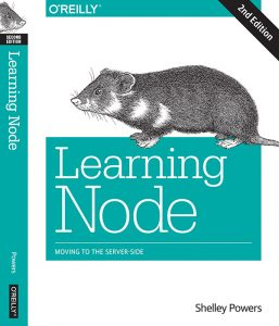 Learning Node 2nd cover